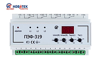 Электронный переключатель фаз ПЭФ-319 Novatek Electro