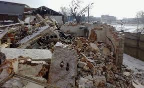 Вывоз строительного мусора, демонтаж в городе Луцке и Волынской области, фото 2