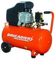 Компрессор масляный Brigadier Professional, AC-50P (+ набор) (85477000)