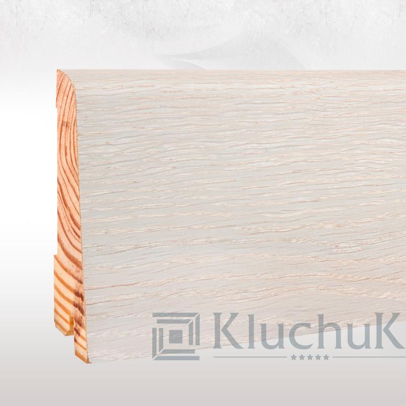 Плинтус Kluchuk Neo Plinth KLN100-05 Дуб Ледяной 100мм