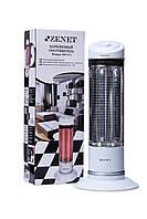 Карбоновый обогреватель ZENET ZET-511(ZENET HQ-1200 B белый )