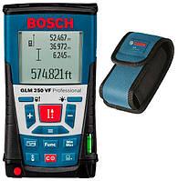 Лазерный дальномер Bosch GLM 250 VF + чехол (0601072100)
