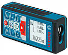 Лазерный дальномер Bosch GLM 80 с встроенным цифровым уровнем + чехол (0601072300), фото 3