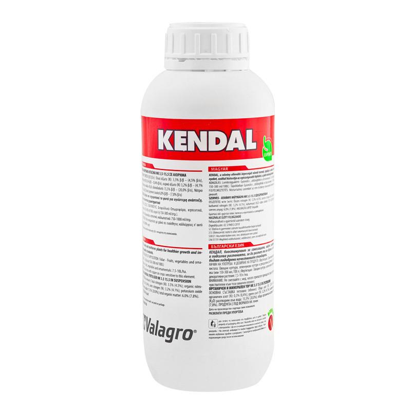 Биостимулятор роста Kendal (КЕНДАЛ), Valagro - 1 л