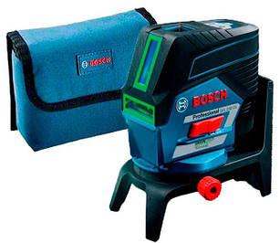 Лазерный нивелир Bosch Professional GCL 2-15 G + держатель RM 1 + чехол (0601066J00)