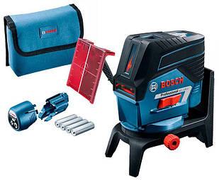 Лазерный нивелир Bosch Professional GCL 2-50 C + держатель RM2 + чехол (0601066G00)