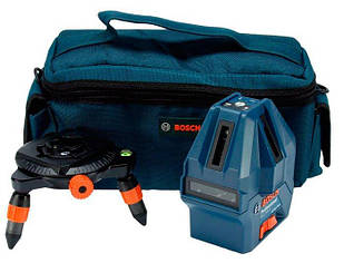 Лазерный нивелир Bosch Professional GLL 5-50 X + чехол (0601063N00)