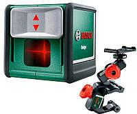 Лазерный нивелир Bosch Quigo III New + держатель Bosch MM2 (0603663521)