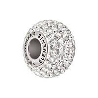 Бусины Swarovski для браслета Пандора 81101 Crystal