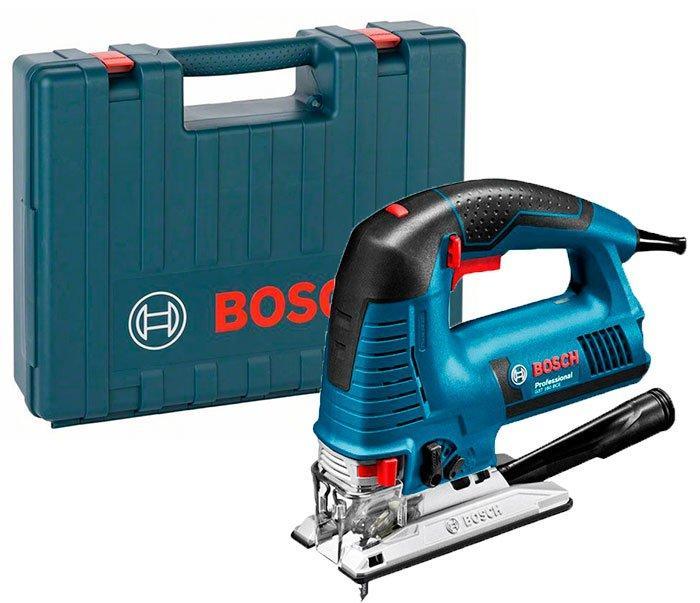 Лобзик электрический Bosch Professional GST 160 BСE + чемодан (0601518001)