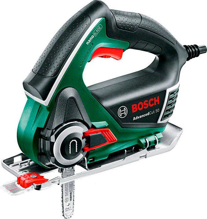 Лобзиковая пила Bosch AdvancedCut 50 (06033C8120)