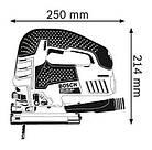 Лобзиковая пила Bosch Professional GST 150 BCE + чемодан (0601513000), фото 5