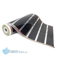 Теплый пол пленочный инфракрасный HEAT PLUS HP-SPN-310 ширина 100см 220 Вт/кв.м