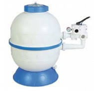 Фильтр Kripsol GL606, 14 м3/час с боковым подключением