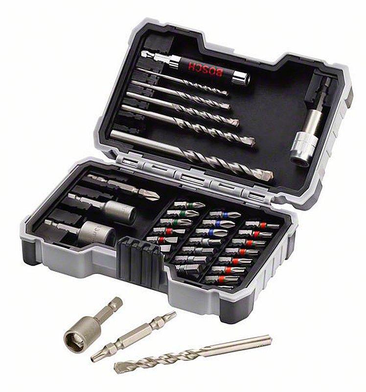 Набор Bosch Mixed PRO, 35 шт (2607017326)