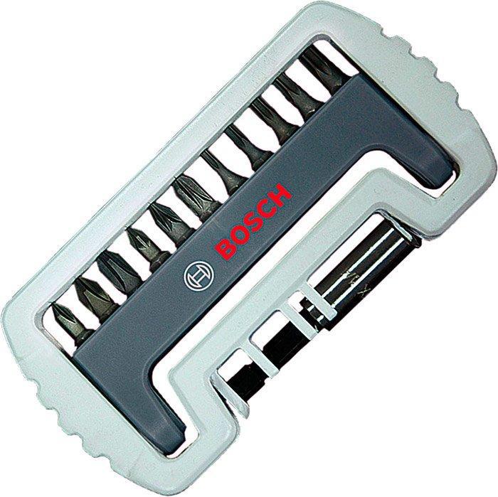 Набор бит Bosch Extra Hart, 11+1(2608522130)