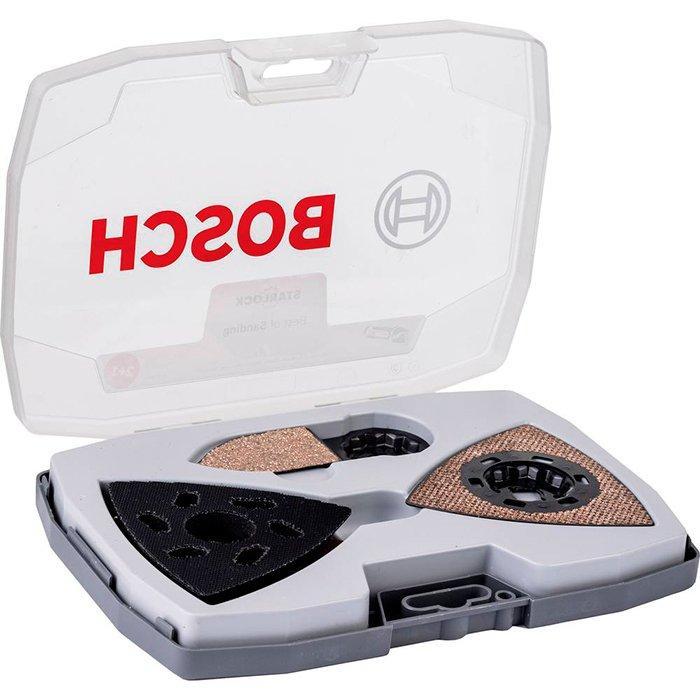 Набор для шлифования Bosch Starlock (2608664133)