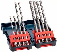 Набор из 8 ударных сверл Bosch SDS-Plus-3(2607019903)