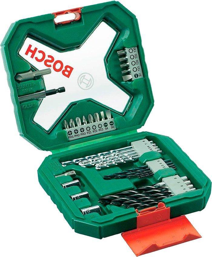 Набор насадок Bosch X-Line, 34 шт (2607010608)