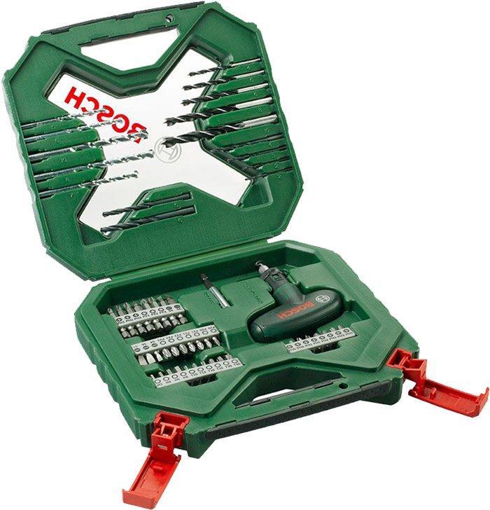 Набор насадок Bosch X-Line, 54 шт (2607010610)
