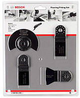 Набор насадок Bosch для напольно-монтажных работ, 4 шт (2608661696)