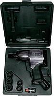 Набор с пневмогайковертом ударным Bosch 310 Нм, 1/2 дюйма (0607450629)