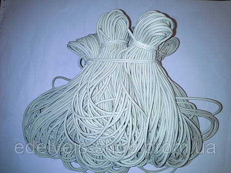 Резина рыболовная1.5мм длина 17-20метров, фото 2