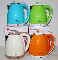 Чайник электрический 2 л Domotec DT-901, фото 1