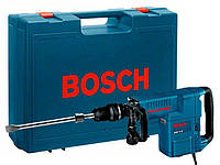 Отбойный молоток Bosch GSH 11 E + зубило + чемодан (0611316708)
