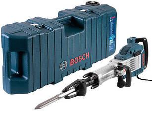 Відбійний молоток Bosch Professional GSH 16-28 + зубило + валіза (0611335000)