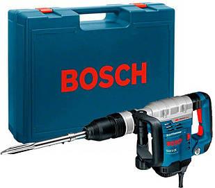 Відбійний молоток Bosch GSH 5 CE Professional + зубило + валіза (0611321000)