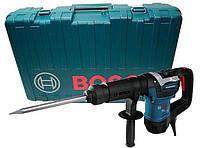 Отбойный молоток Bosch GSH 501 SDS-Max + зубило + чемодан (0611337020)