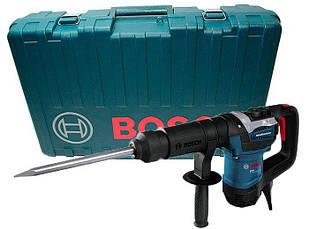 Відбійний молоток Bosch GSH 501 SDS-Max + зубило + валіза (0611337020)