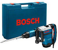 Отбойный молоток Bosch GSH 7 VC Professional + зубило + чемодан (0611322000)