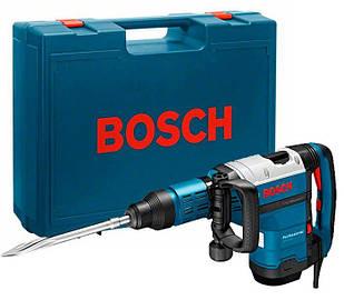 Відбійний молоток Bosch GSH 7 VC Professional + зубило + валіза (0611322000)