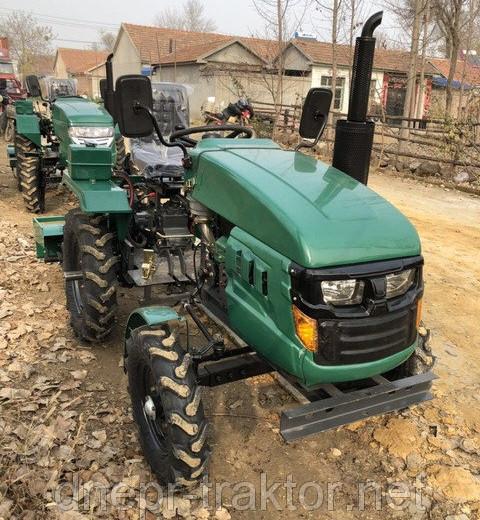Купить новый трактор