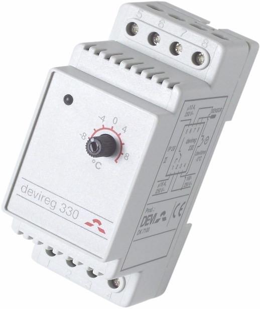 Терморегулятор DEVIreg 330 (140F1073)