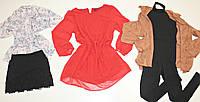 Секонд хенд микс одежда лето женская детская мужская Экстра Оптом от 20 кг