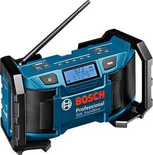 Радиоприемник Bosch GML 18V-Li (0601429900)