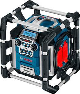 Радиоприемник-зарядное утройство Bosch GML 50 PowerBox (0601429600)