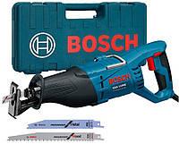 Сабельная пила Bosch GSA 1100 E + чемодан (060164C800)