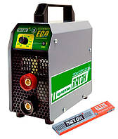Сварочный аппарат инверторный Патон ВДИ-160E DC MMA + электроды
