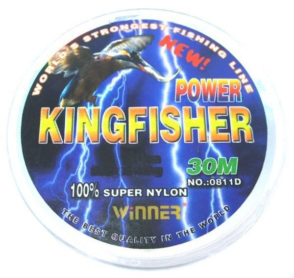 Леска King Fisher Winner, 0,08, длина 30м.