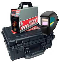 Сварочный аппарат инверторный Патон ВДИ-200P + маска хамелеон + чемодан