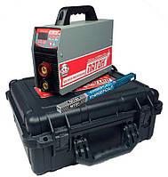 Сварочный аппарат инверторный Патон ВДИ-200P DC MMA/TIG + электроды + чемодан