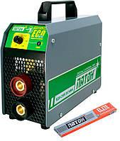 Сварочный аппарат инверторный Патон ВДИ-250E DC MMA  + электроды