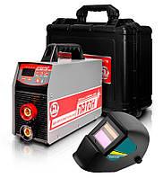 Сварочный аппарат инверторный Патон ВДИ-250P-380V + маска хамелеон + чемодан