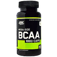 OPTIMUM NUTRITION BCAA 60 capsules