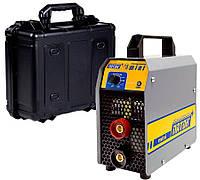 Сварочный аппарат инверторный Патон ВДИ-MINI DC MMA + чемодан