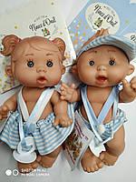 Кукла Пупс Nines  d`Onil  2шт 21cм с ароматом ванили   производство Испания